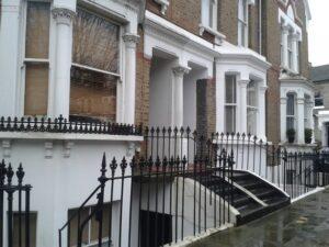 Quadrivano in affitto a Londra