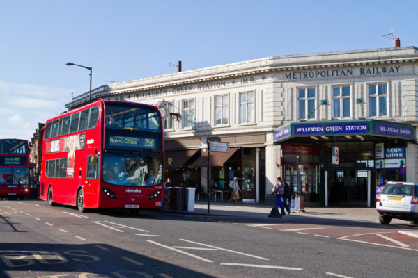 Willesden_Green_Station