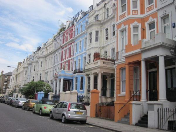 appartamenti in affitto a Londra
